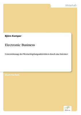 Electronic Business (Paperback)