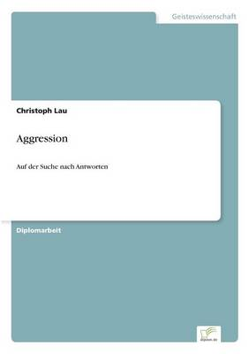Aggression (Paperback)