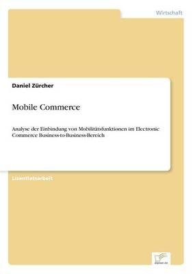 Mobile Commerce (Paperback)