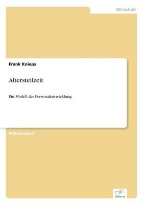 Altersteilzeit (Paperback)
