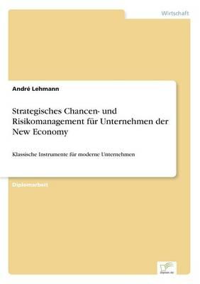 Strategisches Chancen- Und Risikomanagement Fur Unternehmen Der New Economy (Paperback)