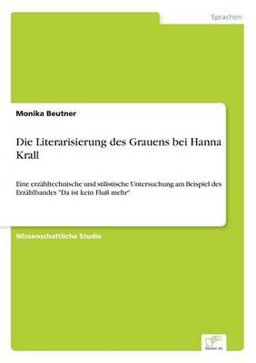 Die Literarisierung Des Grauens Bei Hanna Krall (Paperback)