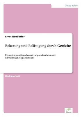 Belastung Und Belastigung Durch Geruche (Paperback)