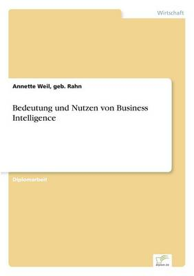 Bedeutung Und Nutzen Von Business Intelligence (Paperback)