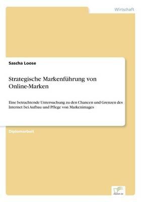 Strategische Markenfuhrung Von Online-Marken (Paperback)