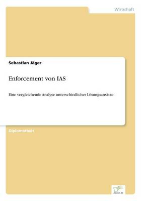 Enforcement Von IAS (Paperback)