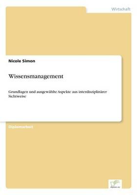 Wissensmanagement (Paperback)