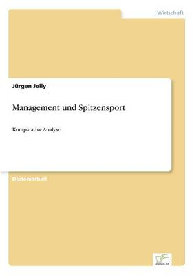 Management Und Spitzensport (Paperback)