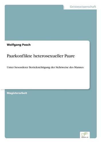 Paarkonflikte Heterosexueller Paare (Paperback)