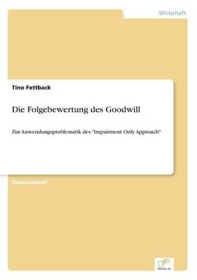 Die Folgebewertung Des Goodwill (Paperback)