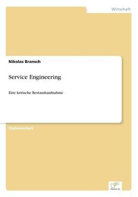 Service Engineering (Paperback)