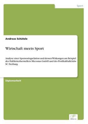 Wirtschaft Meets Sport (Paperback)