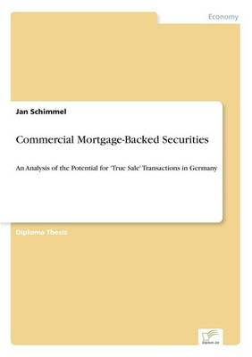 Commercial Mortgage-Backed Securities (Paperback)