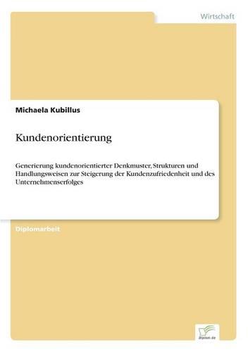 Kundenorientierung (Paperback)