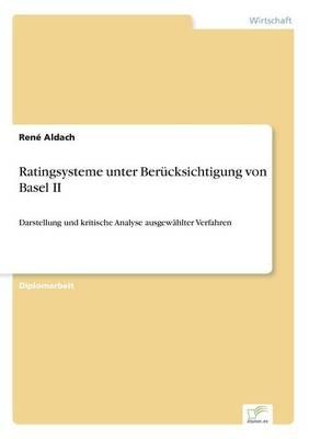 Ratingsysteme Unter Ber cksichtigung Von Basel II (Paperback)