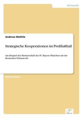 Strategische Kooperationen Im Profifuball (Paperback)