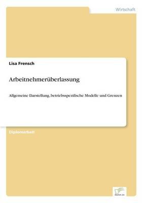 Arbeitnehmeruberlassung (Paperback)