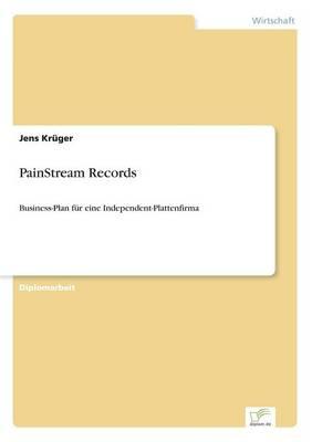Painstream Records (Paperback)