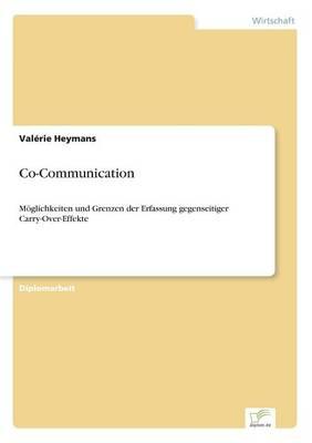 Co-Communication (Paperback)