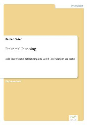 Financial Planning (Paperback)