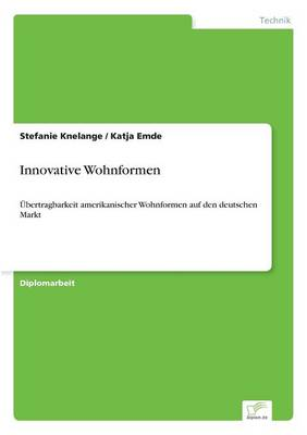Innovative Wohnformen (Paperback)