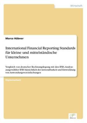 International Financial Reporting Standards Fur Kleine Und Mittelstandische Unternehmen (Paperback)