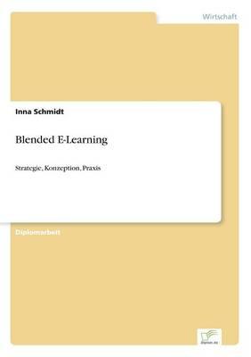 Blended E-Learning (Paperback)