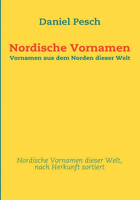 Nordische Vornamen (Paperback)