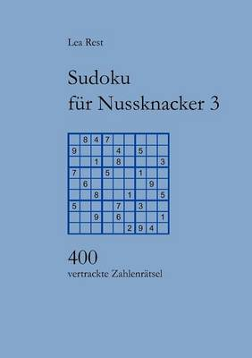 Sudoku Fur Nussknacker 3 (Paperback)