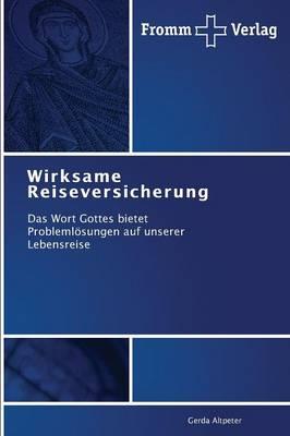 Wirksame Reiseversicherung (Paperback)