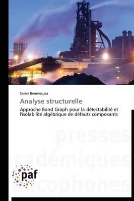 Analyse Structurelle - Omn.Pres.Franc. (Paperback)