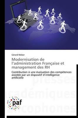 Modernisation de L Administration Francaise Et Management Des Rh - Omn.Pres.Franc. (Paperback)