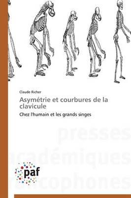 Asym�trie Et Courbures de la Clavicule - Omn.Pres.Franc. (Paperback)