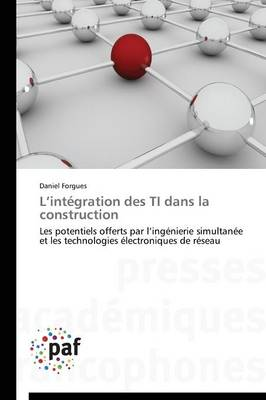L Int�gration Des Ti Dans La Construction - Omn.Pres.Franc. (Paperback)
