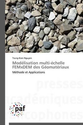 Mod�lisation Multi-�chelle Femxdem Des G�omat�riaux - Omn.Pres.Franc. (Paperback)