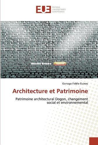 Architecture Et Patrimoine - Omn.Univ.Europ. (Paperback)