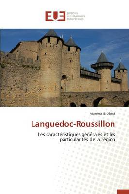 Languedoc-Roussillon - Omn.Univ.Europ. (Paperback)