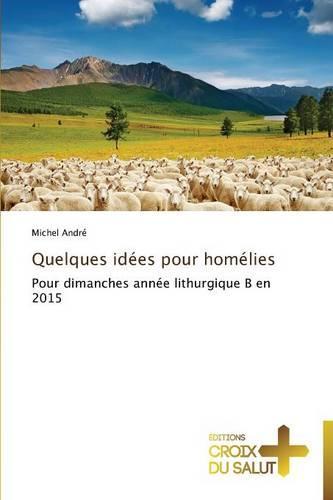 Quelques Id�es Pour Hom�lies - Omn.Croix Salut (Paperback)