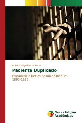 Paciente Duplicado (Paperback)