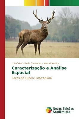 Caracterizacao E Analise Espacial (Paperback)