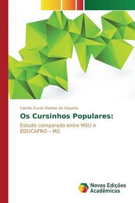 OS Cursinhos Populares (Paperback)