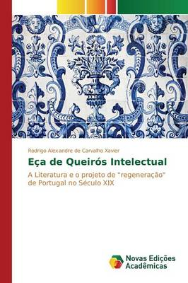 Eca de Queiros Intelectual (Paperback)