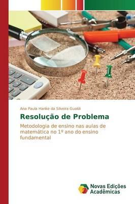 Resolucao de Problema (Paperback)