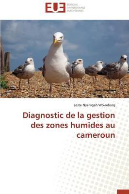 Diagnostic de la Gestion Des Zones Humides Au Cameroun - Omn.Univ.Europ. (Paperback)
