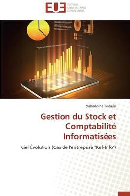 Gestion Du Stock Et Comptabilit Informatis es - Omn.Univ.Europ. (Paperback)