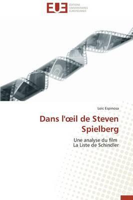 Dans L' Il de Steven Spielberg - Omn.Univ.Europ. (Paperback)