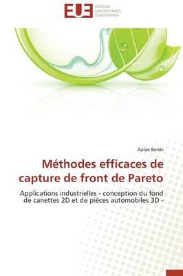M�thodes Efficaces de Capture de Front de Pareto - Omn.Univ.Europ. (Paperback)