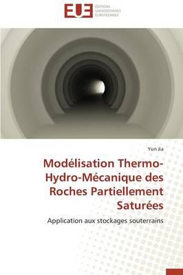 Mod�lisation Thermo-Hydro-M�canique Des Roches Partiellement Satur�es - Omn.Univ.Europ. (Paperback)