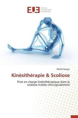 Kin�sith�rapie Scoliose - Omn.Univ.Europ. (Paperback)