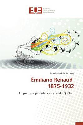 �miliano Renaud 1875-1932 - Omn.Univ.Europ. (Paperback)